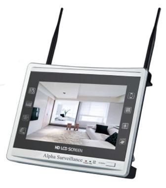 enregistreur vidéo ecran lcd en wifi