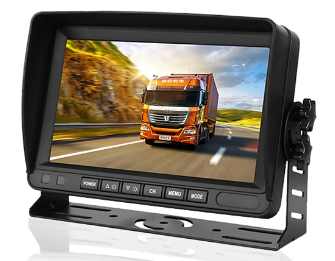 systeme camera visualisation angles morts vehicule lourd autocar