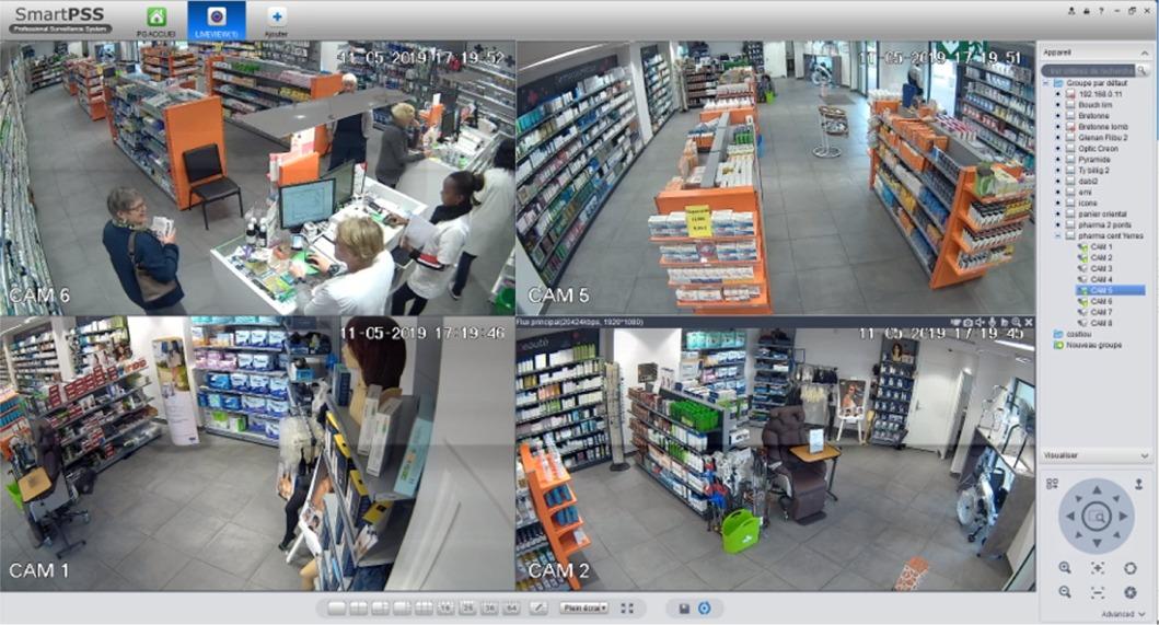 camera-videosurveillance-pharmacie-yvelines