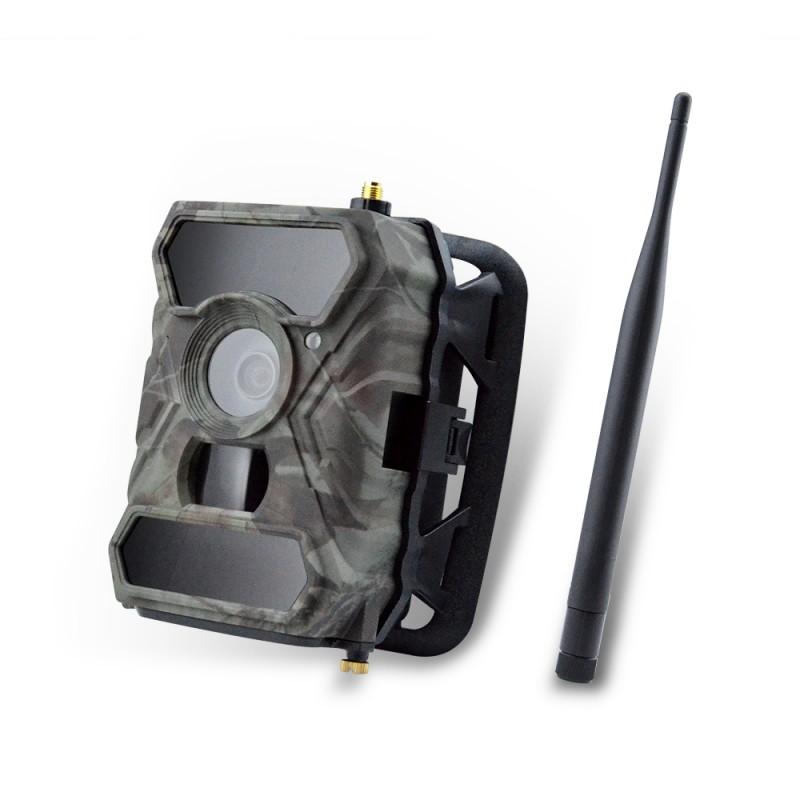 camera gsm autonome detection intrusion