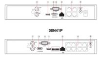 enregistreur cameras IP PoE