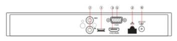 enregistreur videosurveillance 4 8 canaux dahua pour cameras ip