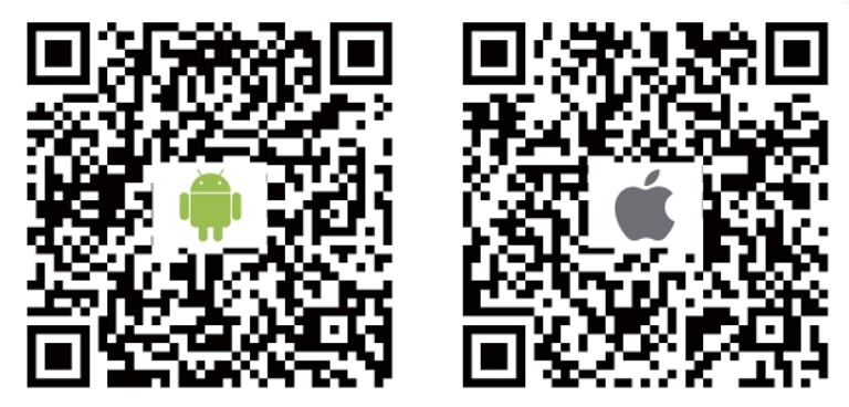 camera wifi qr code iphone android