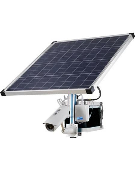 alimentation solaire de camera de videosurveillance