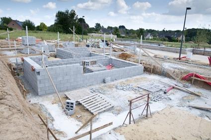 camera de surveillance chantier de construction