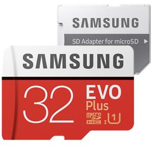carte micro SD pour camera de videosurveillance