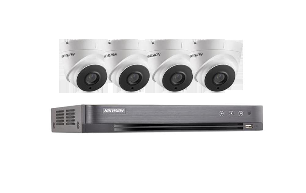 kit videosurveillance hikvision