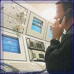 Controle de process industriel par camera de surveillance IP
