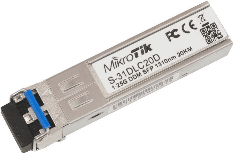 module SFP fibre optique