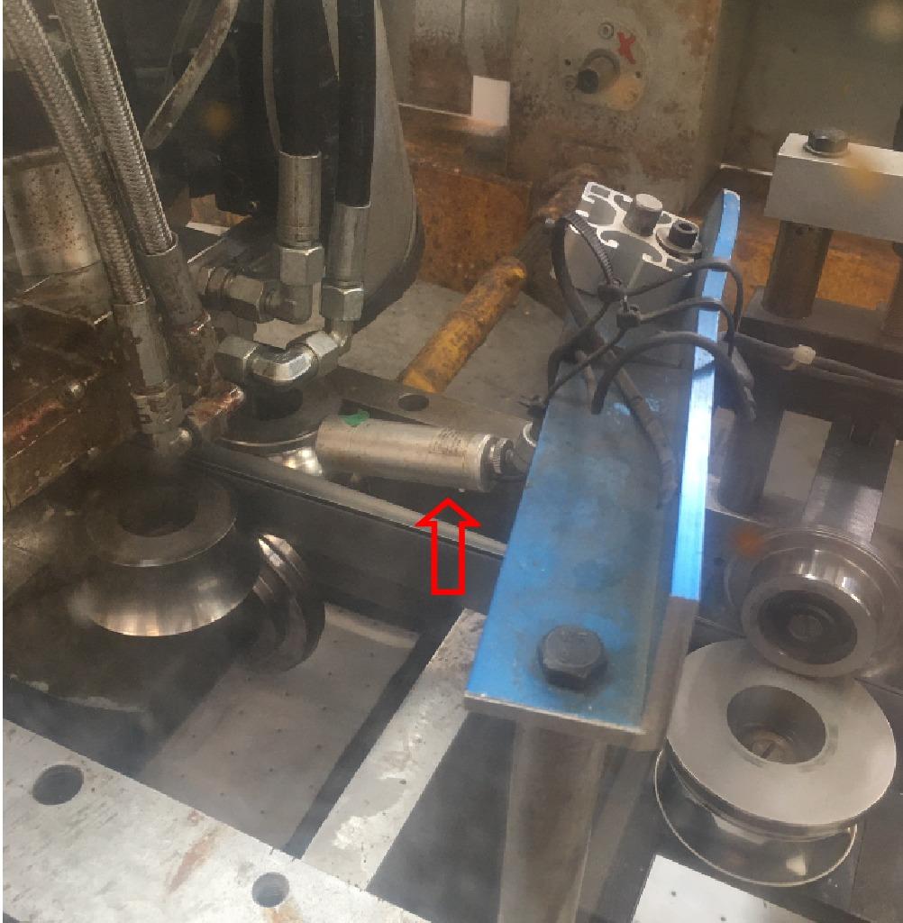 camera etanche surveillance process dans machine outil