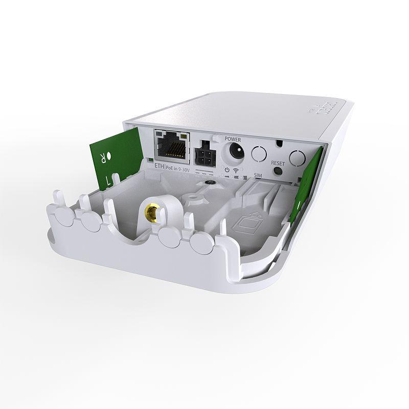 routeur 3g 4g connectique