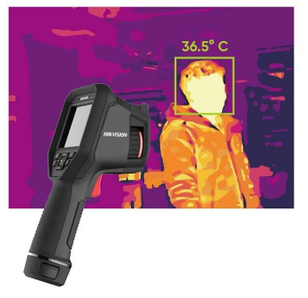 camera portative pour detection fievre coronavirus
